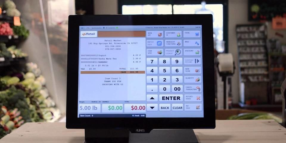 Pos Inventory Management System Halifax Canada